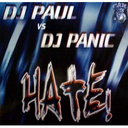 DJ Paul vs. DJ Panic - Hate!(Temazo Hardcore¡¡)