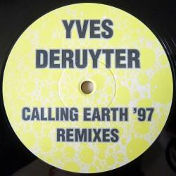 Yves Deruyter – Calling Earth 97(2 MANO,COMO NUEVO¡¡)