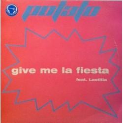 Potato  – Give Me La Fiesta (2 MANO,TEMAZO SELLO VINILO BITS¡)