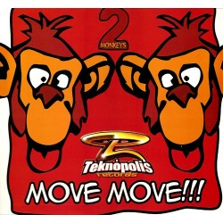 2 Monkeys – Move Move(2 MANO,POKAZOS)