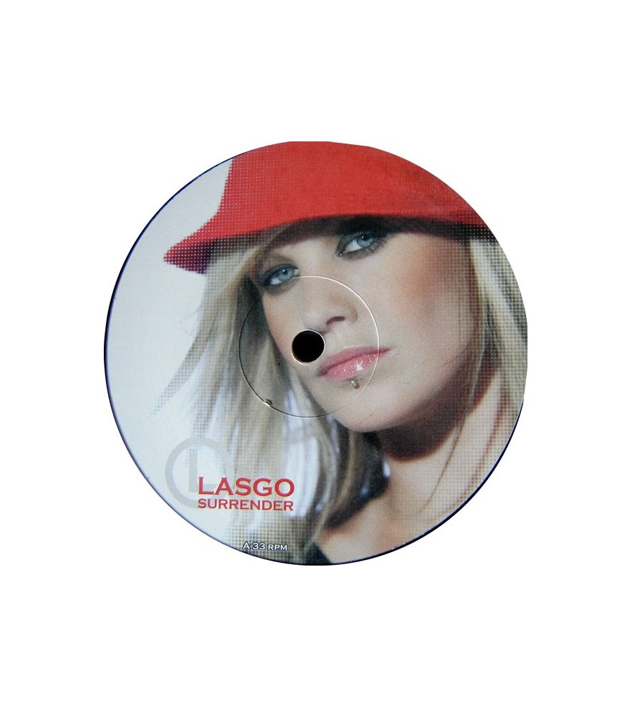 Lasgo – Surrender (2 MANO,COMO NUEVO¡¡)