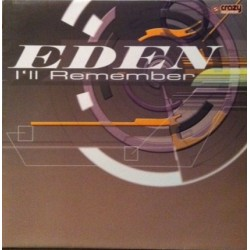 Eden – I'll Remember (2 MANO,COMO NUEVO)