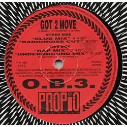 OB3 – Got 2 Move(2 MANO,TEMAZO ITALO,SELLO PROPIO¡)
