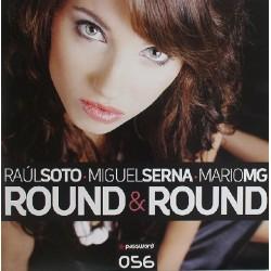 Raúl Soto- Miguel Serna - Mario MG  - Round & Round