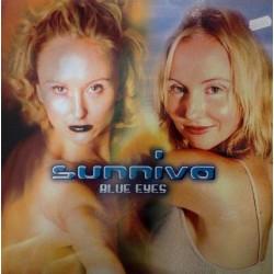 Sunniva – Blue Eyes (2 MANO,INCLUYE EL TEMAZO FEELINGS 2003)