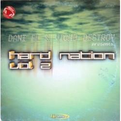 Dani FL & Vicho Destroy – Hard Nation Vol. 2 (2 MANO,TEMAZO MAKINA BUSCADISIMO¡¡¡ SE SALE¡¡)