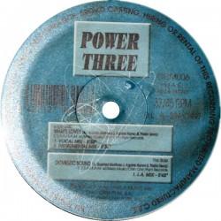 Power Three – What's Love(2 MANO,TEMAZO DEL 97¡¡)
