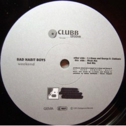 Bad Habit Boys - Weekend (IMPORT ORIGINAL UK¡¡)