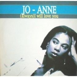 Jo-Anne – (Always) I Will Love You (2 MANO,CANTADITO ITALO¡¡)