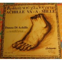 A Chille Va A Mille – Danza Di Achille / Pie Veloce (2 MANO,TEMAZO TECHNO DEL 93¡¡)