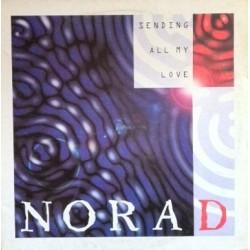 Norad – Sending All My Love (2 MANO,TEMAZO ITALO¡¡ SELLO BYN)