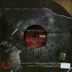 DJ D vs Nitrogenetics – State Of The Art EP