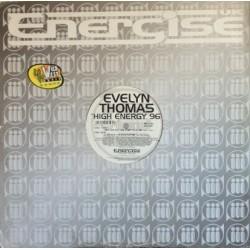 Evelyn Thomas - High Energy 96  / Various – The Club Europa Mastermix (2 MANO,TEMAZO ITALO¡)