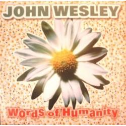 John Wesley - Words Of Humanity(Disco original¡¡)