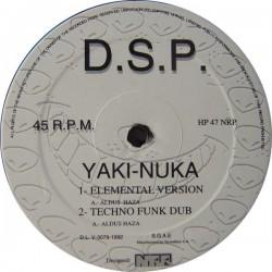 DSP  – Yaki-Nuka (PRODUCCION ALDUS HAZA¡¡)
