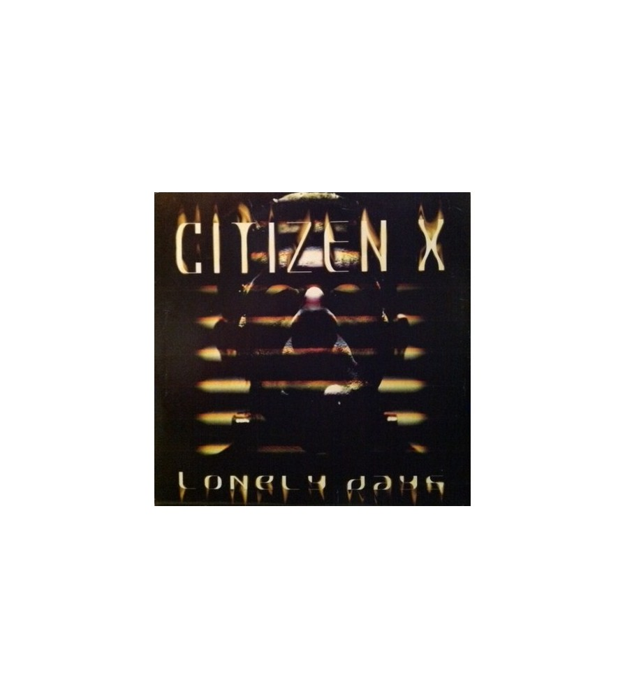 Citizen X – Lonely Days (2 MANO,HARD-TRANCE  AÑO 97¡)