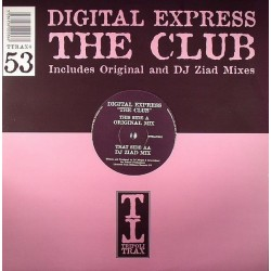 Digital Express – The Club (Disc One) (2 MANO,TRIPOLI TRAX.TODO UN CLÁSICO¡)