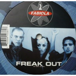 2 Fabiola – Freak Out (2 MANO,COPIA IMPORT¡)