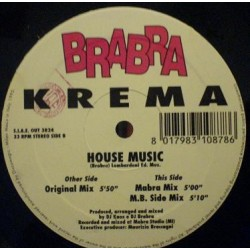 Krema – House Music (2 MANO,TEMAZO REMEMBER ITALIANO¡¡ COPIA IMPORT))