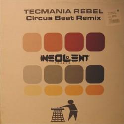 Tecmania Rebel – Circus Beat (2 MANO,COPIA NACIONAL.TEMAZO)
