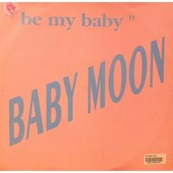 Baby Moon – Be My Baby (2 MANO,CANTADITO SELLO BLACKBEARD¡¡)