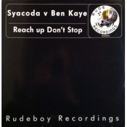 Syacoda / Ben Kaye - Reach Up Don't Stop / The Incredible (HARDHOUSE UK¡¡)