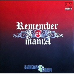 Remember Mania 01 (INCLUYE HEAD OVER HEELS,ANCORAH & NITE BEAT¡¡)
