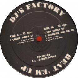 DJ's Factory  – Beat 'Em Up (2 MANO,TEMAZO SELLO ACCELERATION¡)