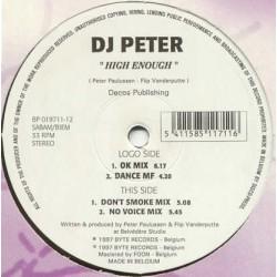 DJ Peter – High Enough (2 MANO,MELODIA + JUMPER)