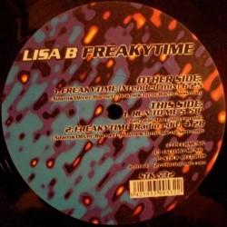 Lisa B – Freakytime(2 MANO,INCLUYE EL TEMAZO LISA B-RUN TO ME¡¡)