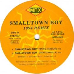Smalltown Boy – Smalltown Boy (1994 Remix) (2 MANO,TEMAZO¡¡¡)
