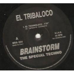 El Tribaloco – El Technoloco (2 MANO,CLASICO 90'S¡¡¡)