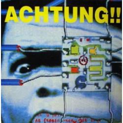 Achtung – Straggler (2 MANO,TEMAZO TECHNO SPOOK DEL 92¡¡)
