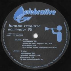 Human Resource – Dominator 98 (2 MANO,TEMAZO DEL 98,REMIX ROLLETE¡¡)