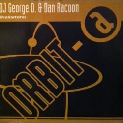 George Dee & Dan Racoon – Brainstorm (2 MANO,SELLO ROBIT.MELODIA EL 98)