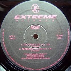 M2M  – Terminator (2 MANO,TEMAZO DEL 92¡¡)
