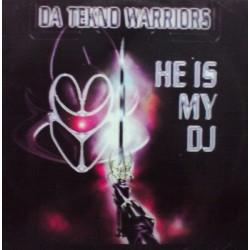 Da Tekno Warriors – He Is My DJ (2 MANO,COPIA IMPORT¡¡)
