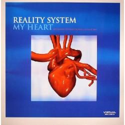 Reality System – My Heart (2 MANO,DISCO NUEVO)