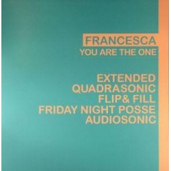 Francesca  – You Are The One (PELOTAZO CANTADITO INGLES,DISCO DOBLE¡¡)