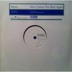 Akyra – Here Comes The Rain Again (COPIA IMPORT NUEVA¡¡)