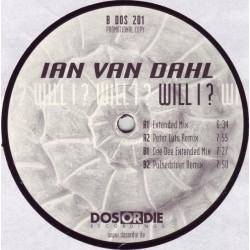 Ian Van Dahl – Will I (EDICIÓN ALEMANA COMO NUEVA¡¡)