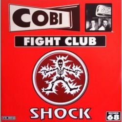 Cobi – Fight Club / Phat 'n Funky (SHOCK RECORDS,NUEVO)