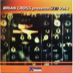 Brian Cross Presents BST  – Vol. 1 (2 MANO,COMO NUEVO.CORTE B2 PROGRESIVO BRUTAL¡¡)