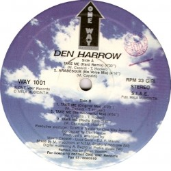 Den Harrow – Take Me (2 MANO,ONE WAY)