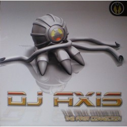 DJ Axis  – The First Connection (PIRAMIDE RECORDS)