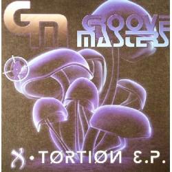 Groove Masters  – X-Tortion EP (TEMAZO CHOCOLATERO LA MANTA AL COLL¡¡)