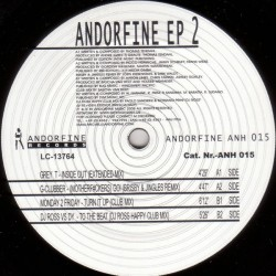 Andorfine EP 2 (MENUDA CABRA¡¡¡ SE SALE¡¡)