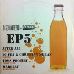 Disco Imperio & La Nube EP5 (INCLUYE DJ NAPO-AFTERALL,TOMS PROJECT & WARBEAT-BAKO BAKO¡¡)