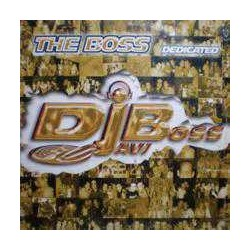 DJavi Boss - The Boss Dedicated(2 MANO,DISCO DOBLE