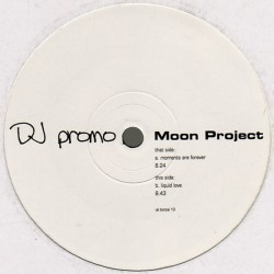 Moon Project – Moments Are Forever / Liquid Love (MELODIONES¡¡)